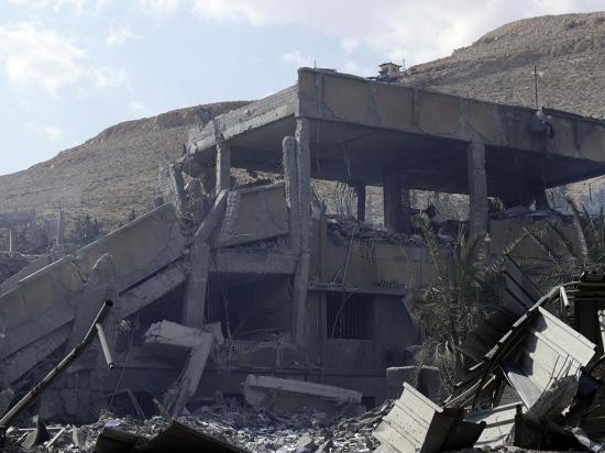 ee.uu. aprueba el ataque a siria, pero lo ve insuficiente