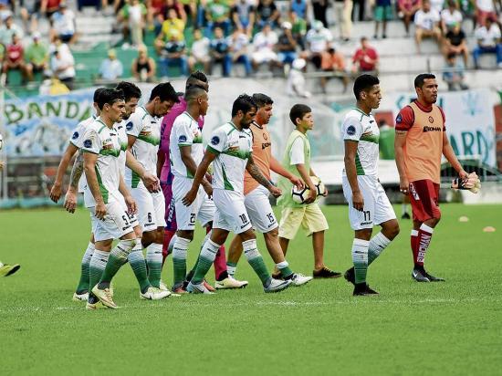 Liga de Portoviejo con errores defensivos