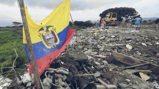 Más de 4.500 réplicas en dos años de terremoto de magnitud 7,8 en Ecuador