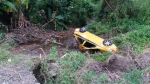 Paján: Accidente de tránsito en el recinto San José de la parroquia Campozano deja cinco heridos