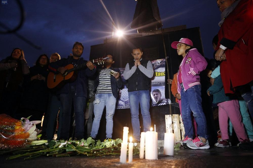 Cuerpos de los tres ecuatorianos están en Colombia, según informó el presidente de ese país