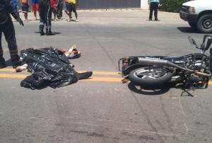 Hombre muere en accidente de tránsito en la vía Manta-Montecristi