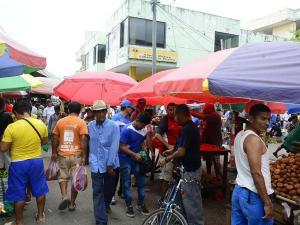 Programan reubicación de los comerciantes  a la avenida Alajuela