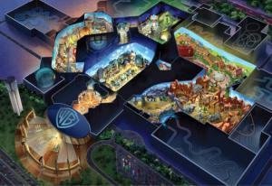 Un parque temático de mil millones de dólares llega a Emiratos Árabes