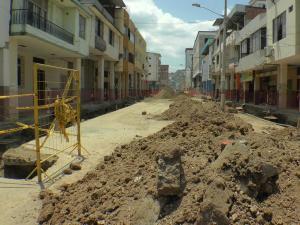 Confederación Obrera Provincial de Manabí reclama a PRIZA por daños