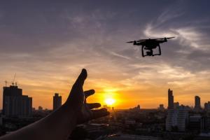 Los drones ayudarían a reducir los efectos del cambio climático en los ríos