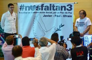 Piden crear comisión para investigar asesinato de periodistas ecuatorianos