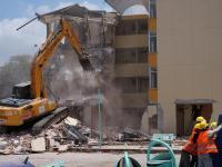 Demoliciones, bajo la lupa de contraloría