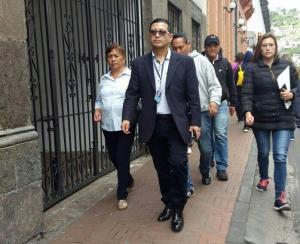 Ocho detenidos en el Municipio de Quito por presuntos actos de corrupción