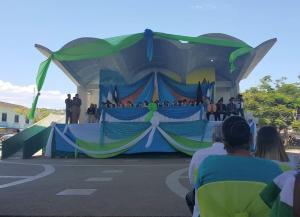 Jipijapa: Puerto Cayo celebra 107 años de parroquialización con un desfile