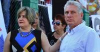 Cuba también estrena primera dama