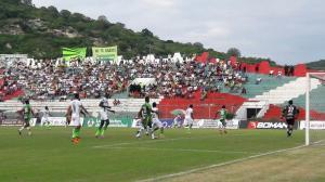 Liga (P) cae por 3 goles a 1 ante Mushuc Runa en el Reales Tamarindos