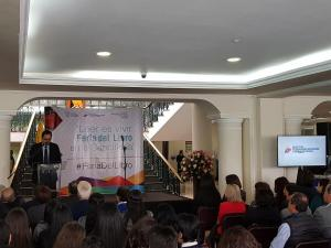 Con una Feria se conmemora el Día Internacional del Libro