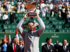 Rafa  Nadal ganó a Nishikori el torneo de Montecarlo