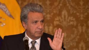 Lenín Moreno:  ''Reforzamos la vigilancia y el control en la frontera norte''