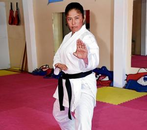 Karate: La  pasión de Lucy