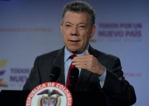 Santos se muestra seguro de que 'Guacho' será detenido