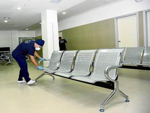 El Hospital de Especialidades de Portoviejo será abierto por áreas