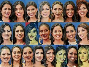 Las 22 candidatas a Miss Ecuador 2018 visitarán la provincia de Manabí