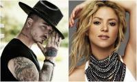 Los cantantes colombianos J Balvin y Shakira llegan a los Billboard latinos con 12 nominaciones