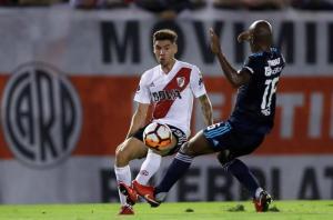 Emelec cayó por 2-1 ante el River Plate y queda con un pie afuera de la Libertadores