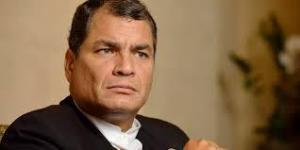 Fiscalía abre indagación contra ex presidente Correa por supuesta financiación FARC