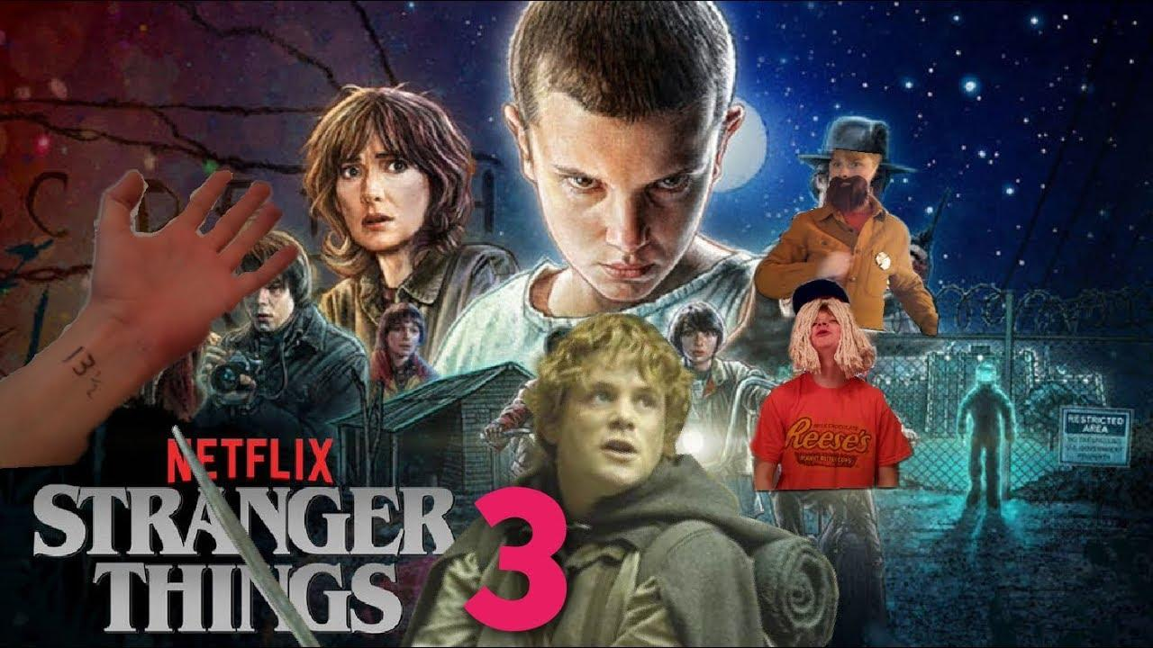 Netflix anuncia inicio de rodaje de la tercera temporada de ''Stranger Things''