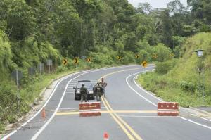 Gobierno ecuatoriano amplía el estado de excepción en la frontera norte con Colombia