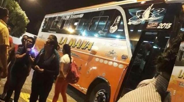 Un chófer frustró asalto a bus de pasajeros en Puebloviejo, Los Ríos