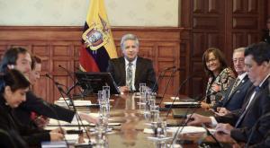 Gobierno ecuatoriano define políticas de seguridad y defensa en la frontera norte