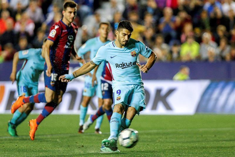 Un inmenso Levante acaba con la condición de invicto del Barça