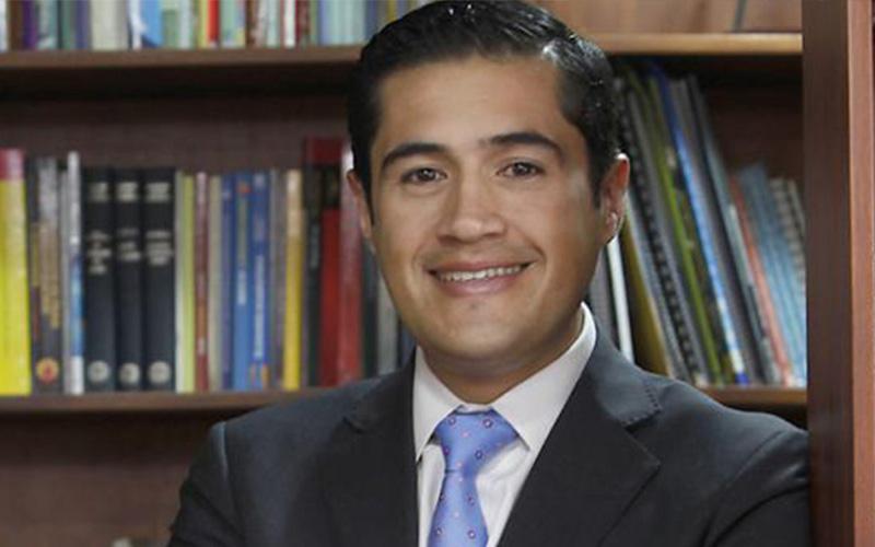 Richard Martínez es el nuevo ministro de Finanzas