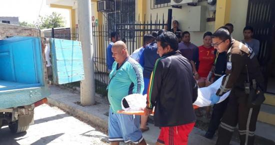 Un joven de 14 años muere atropellado en Crucita