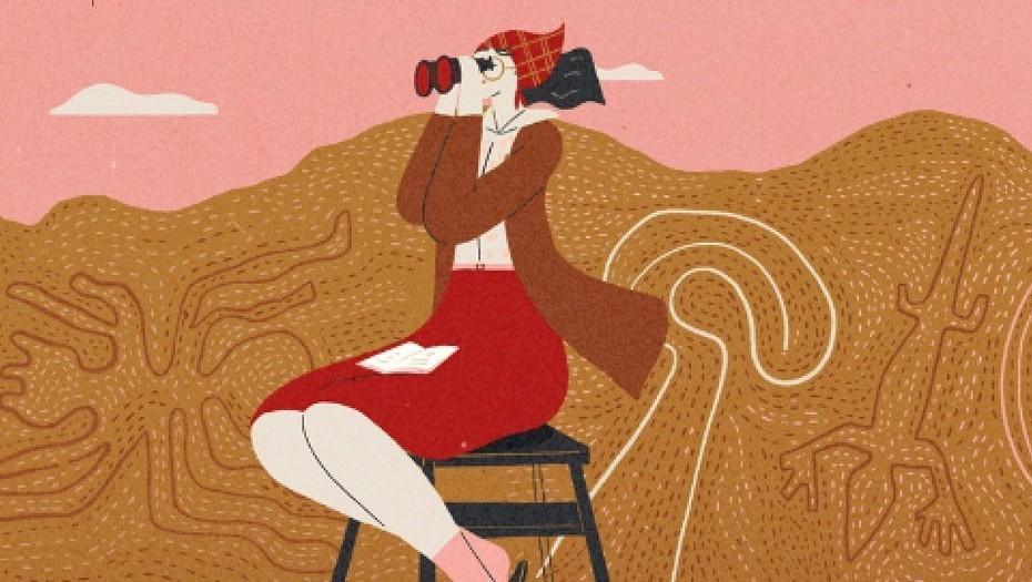 Google dedica un 'doodle' a María Reiche, la guardiana de las Líneas de Nasca