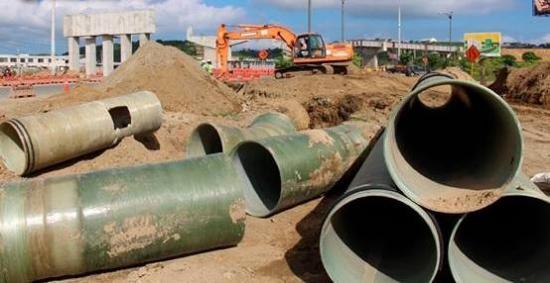 Este jueves habrá suspensión del servicio de agua potable en Manta