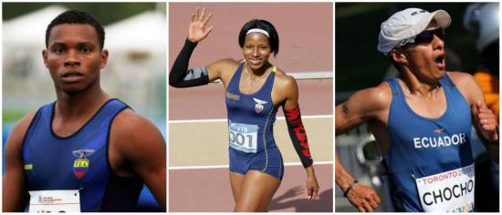 Ecuador contará con más de 200 deportistas en 28 disciplinas en Suramericanos de Cochabamba