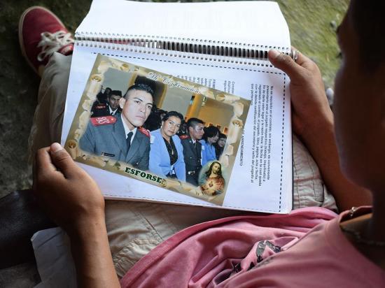 Un militar lleva cuatro días desaparecido