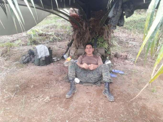 Ejército busca a militar desaparecido en provincia fronteriza con Colombia