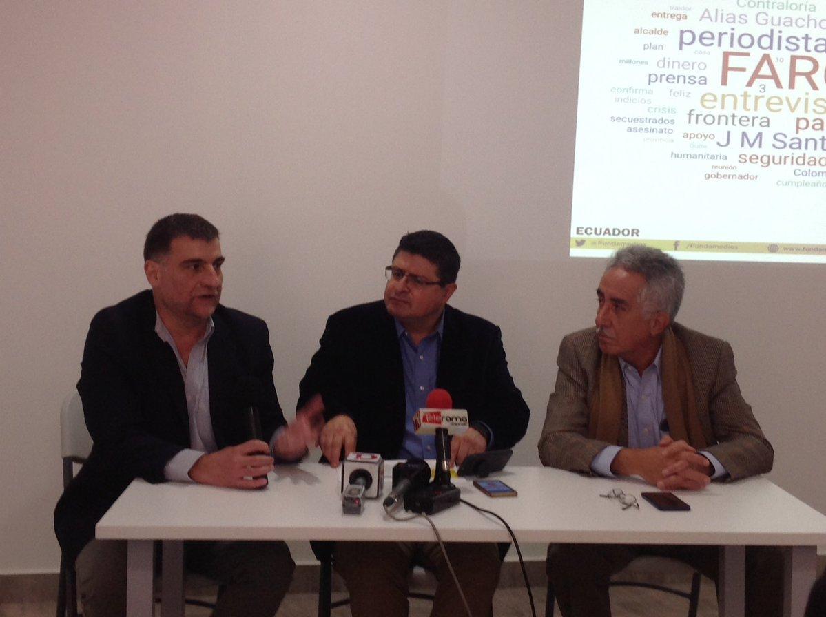Presentan el Interbarómetro-Ecuador para medir la agenda política en la web