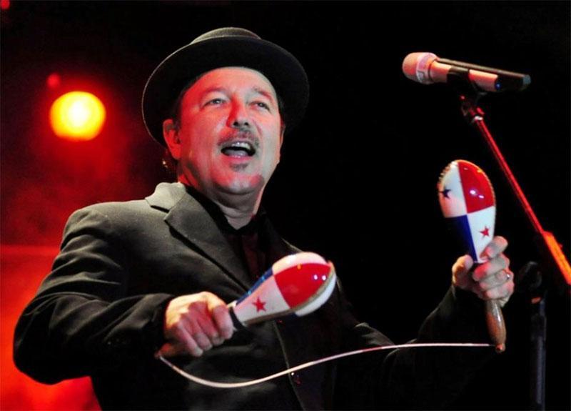 Roban en hotel de México a un productor del cantante panameño Rubén Blades
