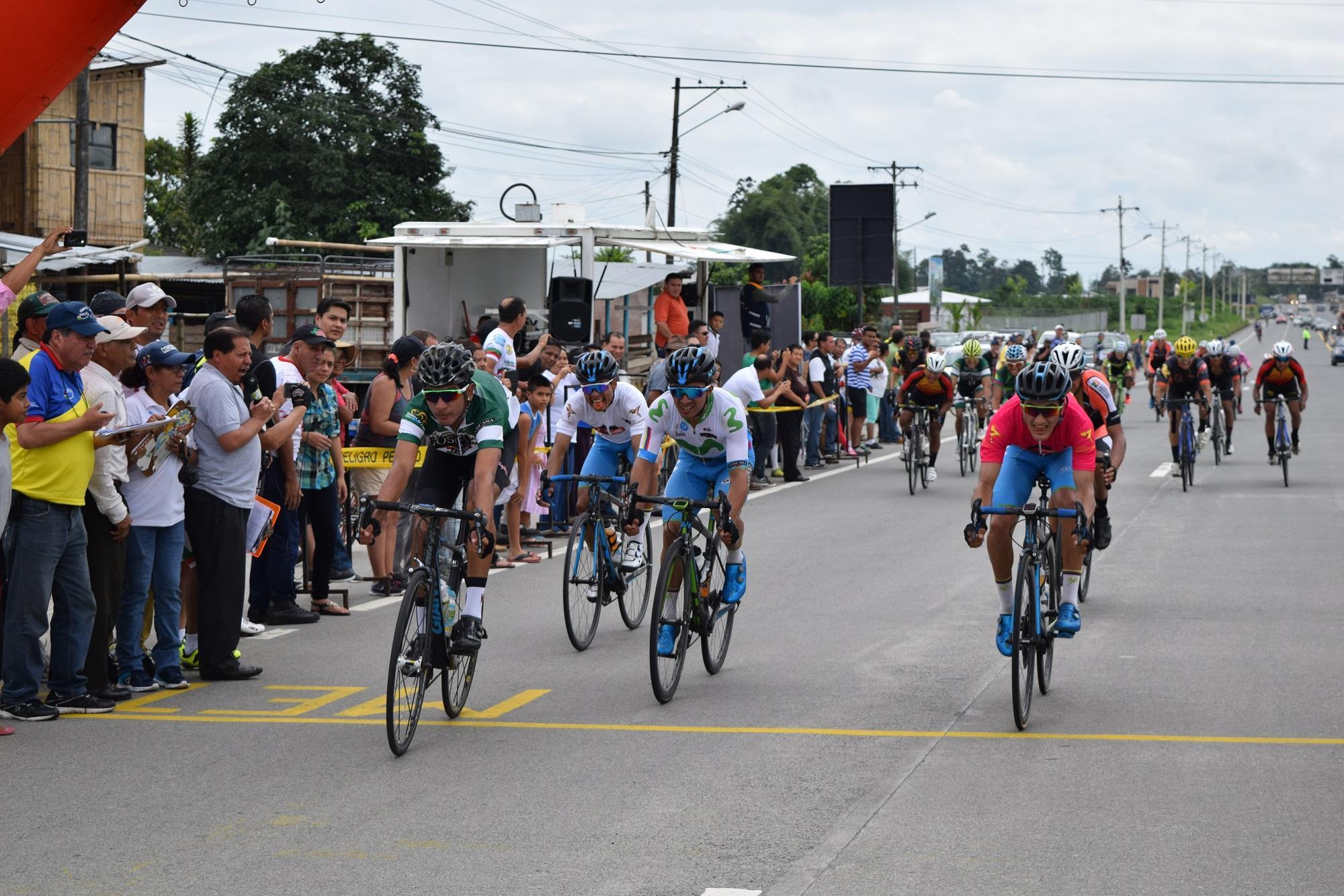 Fiesta y ciclismo