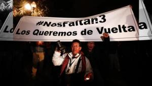 Familiares de periodistas asesinados realizarán una vigilia en Quito