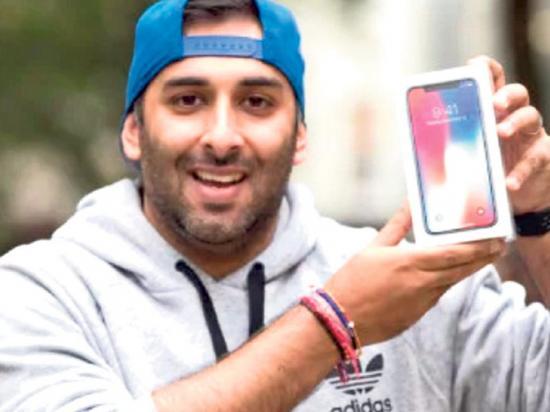 El Iphone X contra todo pronóstico