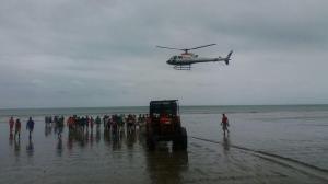 Encuentran el cuerpo sin vida de un pescador desaparecido