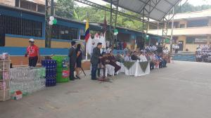 En Jipijapa lanzan campaña ambiental 'Manabí recicla'