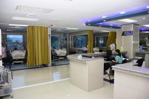 Cuarenta mil dólares costó habilitación de la UCI del hospital del IESS en Portoviejo