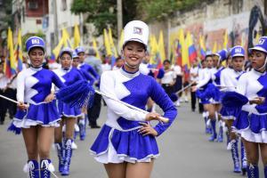 Festejo popular fue en la calle