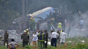 Sube a 110 muertos la cifra de fallecidos tras accidente aéreo en la Habana, Cuba