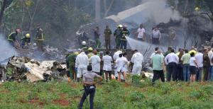 Se habla de tres supervivientes en el vuelo de Cubana estrellado en La Habana