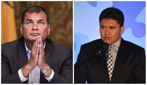 Rafael Correa y extitular de la Senain llamados a declarar por caso de presunto secuestro